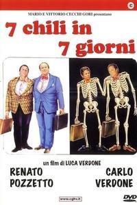 Poster 7 Kilos in 7 Days