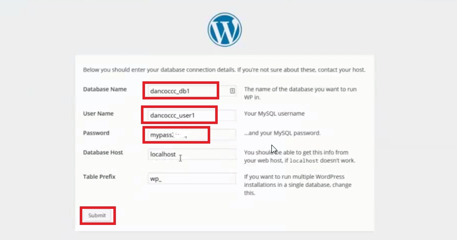 How to install and setup Wordpress