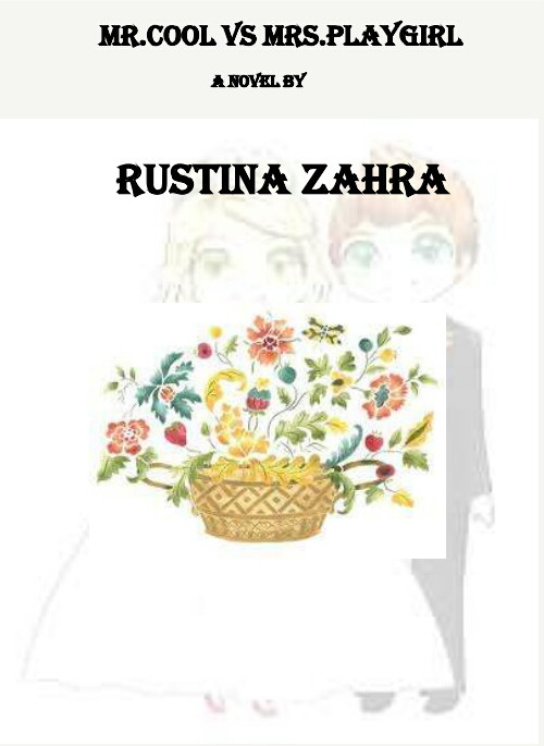 MR.COOL VS MRS.PLAYGIRL - Rustina Zahra