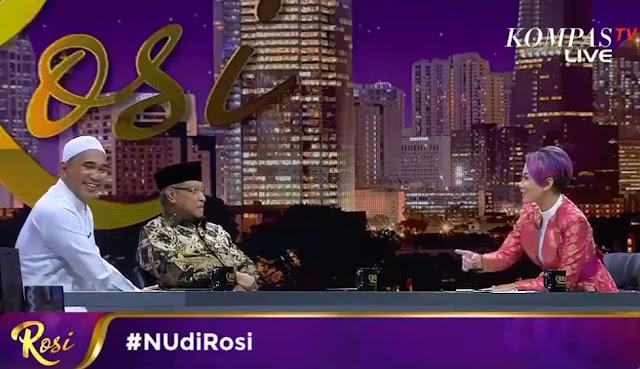 Profile Gus Reza Ahmad Zahid yang Viral Ngajak Rosi Sarungan Bareng