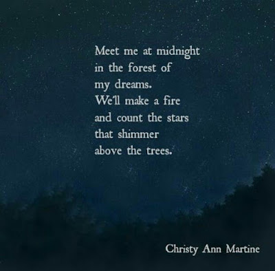 Meet me at midnight SHORT LOVE POEM