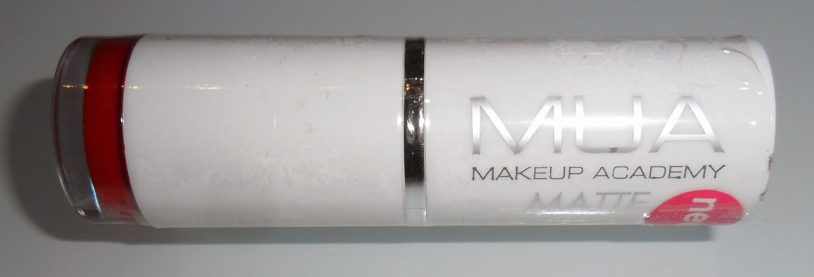 MUA Lipstick, Scarlet Siren Lipstick, Lipstick, Superdrug, Make-Up, Christmas Competitions