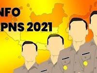 Daftar Rincian Formasi CPNS dan PPPK (Kementerian/Lembaga/Propinsi/Daerah) Tahun Anggaran 2021 (Update 14  Juni 2021)