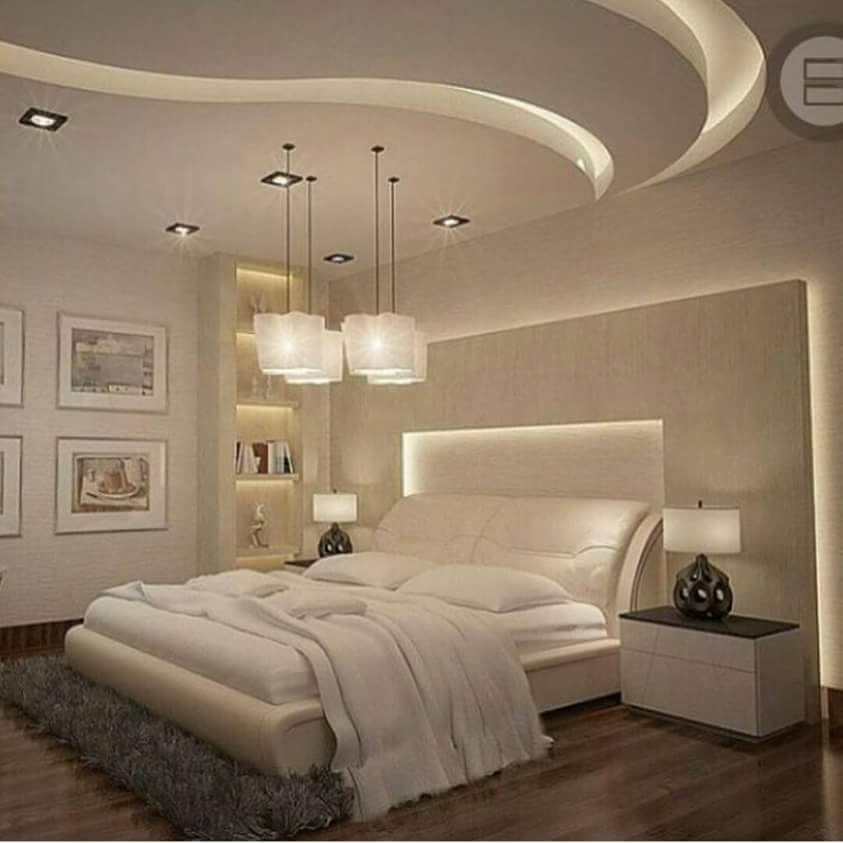 Dwell Of Decor: 25 Latest Wall And Ceiling Gypsum Board