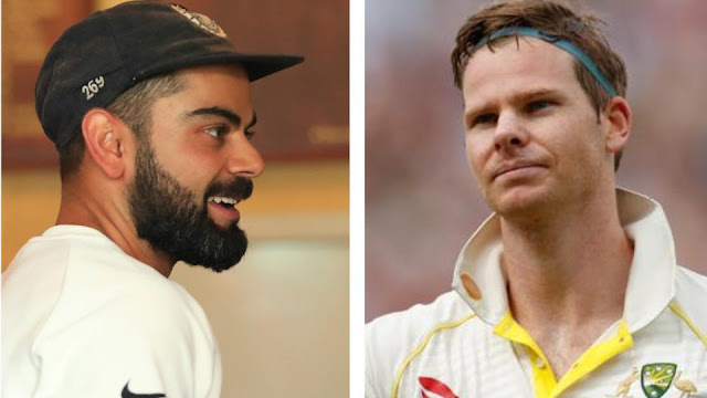 Virat and Smith