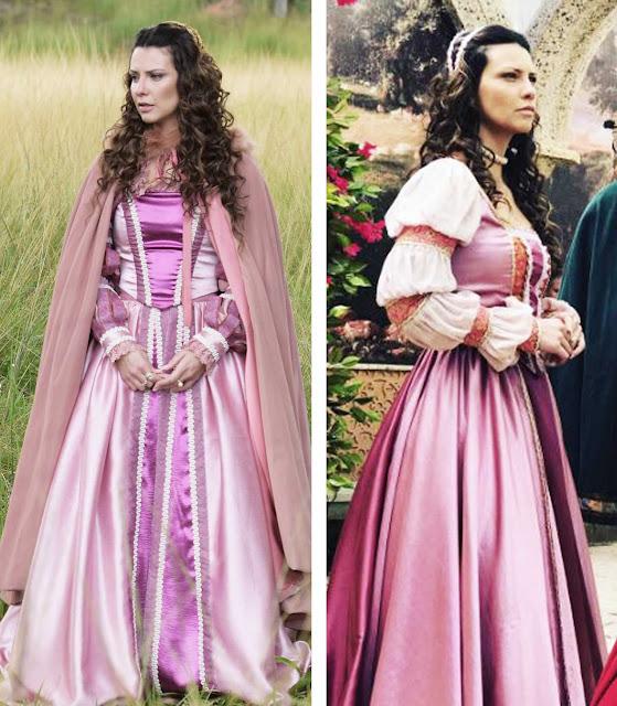 vestido princesa em Belaventura