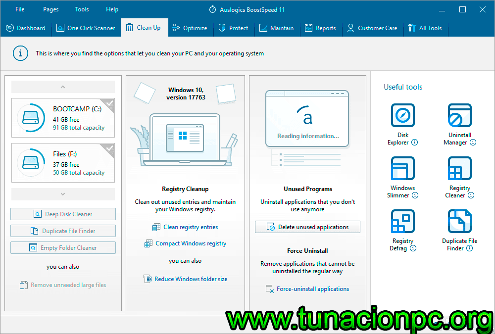 AusLogics BoostSpeed con Licencia