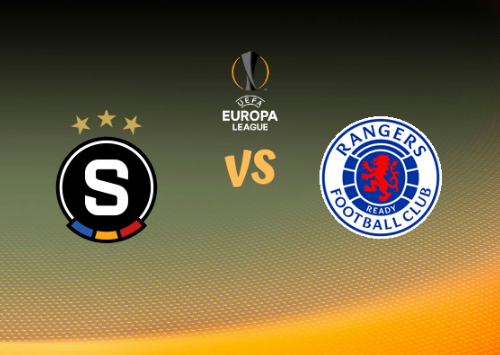 Sparta Praga vs Glasgow Rangers  Resumen