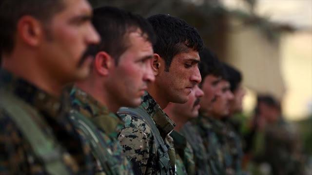 Turquía le exige a EEUU parar convoy de kurdos que se dirigen a Afrin