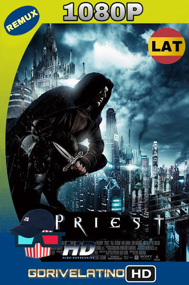 Priest : El Vengador (2011) UNRATED BDRemux 1080p Latino-Ingles MKV