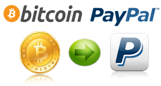 Transfer BitCoin Ke Rekening Paypal