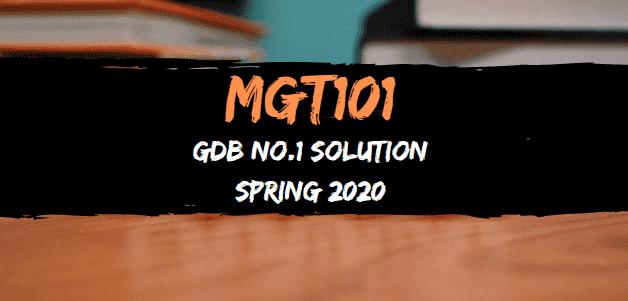 mgt101