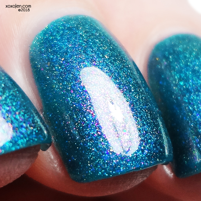 xoxoJen's swatch of Lollipop Posse The High Priestess