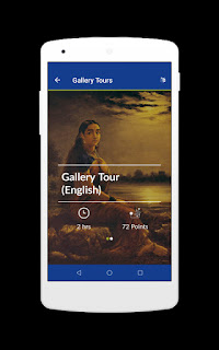 NGMA's Audio-Visual Guide App