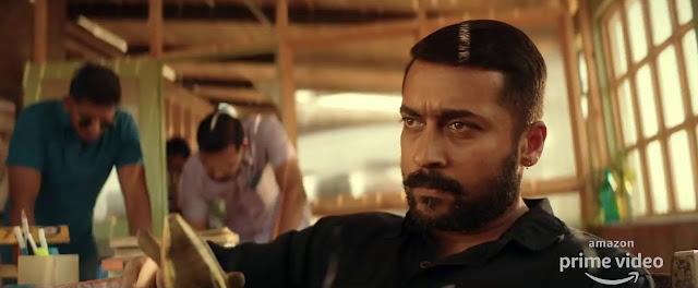Soorarai Pottru Amazon Prime Video पर 12 नवंबर को Release होगा।