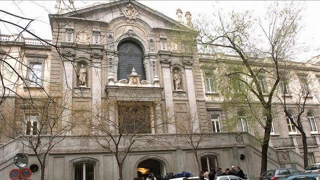 Intersindical justicia el tribunal supremo condena a una for Sala 4 tribunal supremo