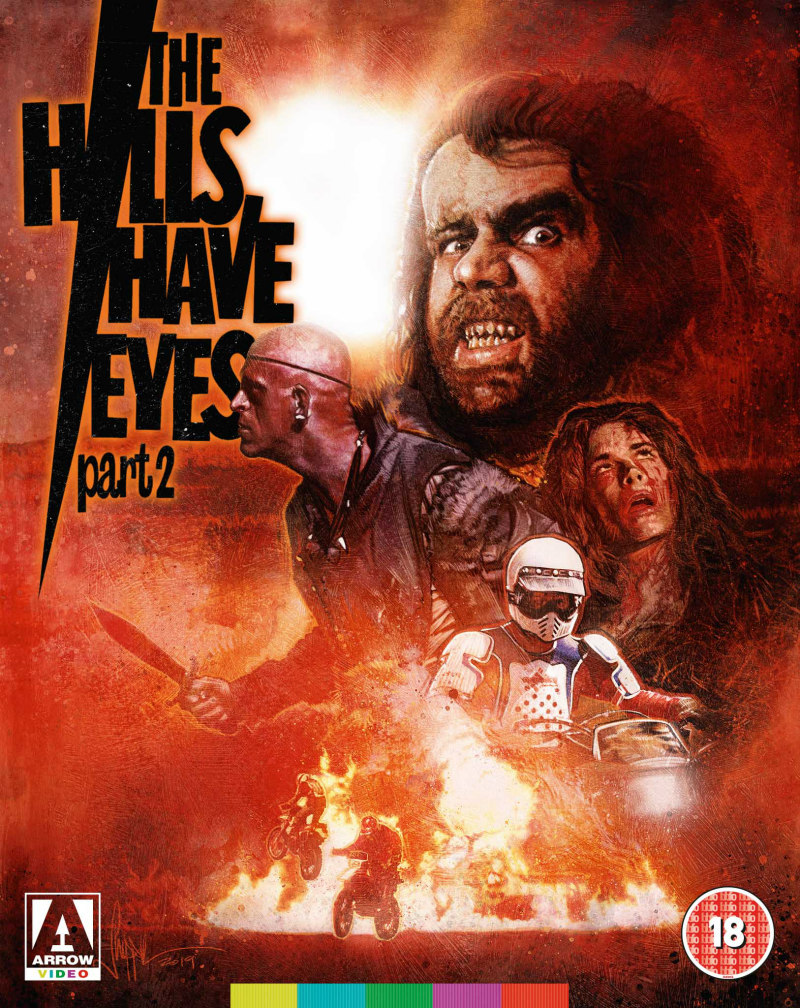 the hills have eyes part 2 bluray