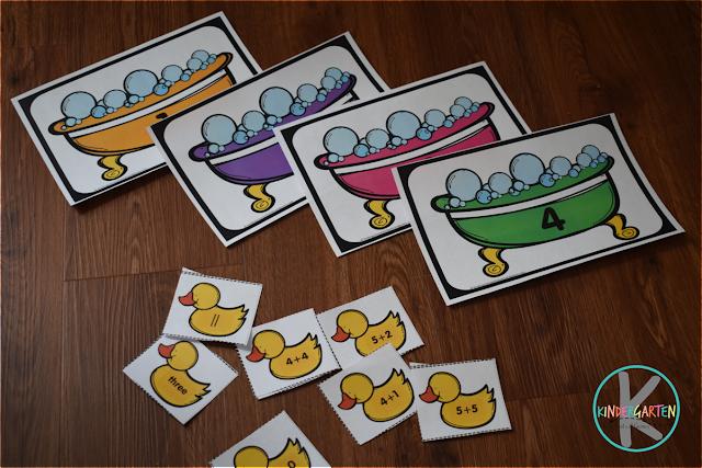 make 10 addition practice for preschool, kindergarten, and first grade