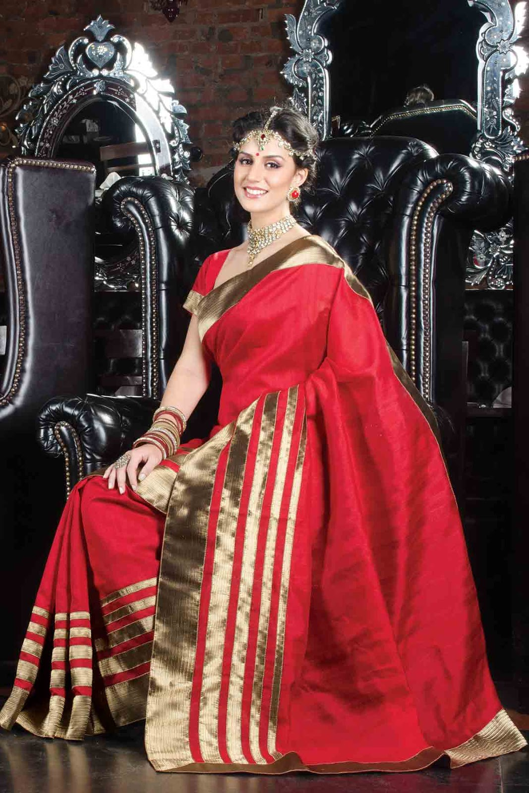Do Silk Sarees Online Shopping For Owning The Exotic Silk Sarees