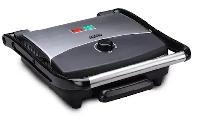 AGARO Elegant 1500-Watt Sandwich Maker | Best Electric Sandwich Maker in India | Best Sandwich Maker Reviews
