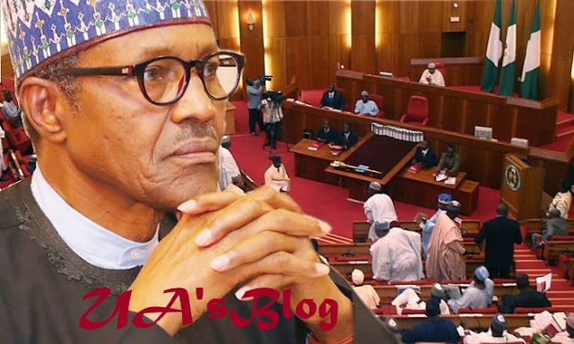 Buhari rejects NASS approval of N488.7bn refund to states