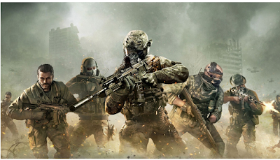 Cara Bermain Game Gun di Cod Mobile