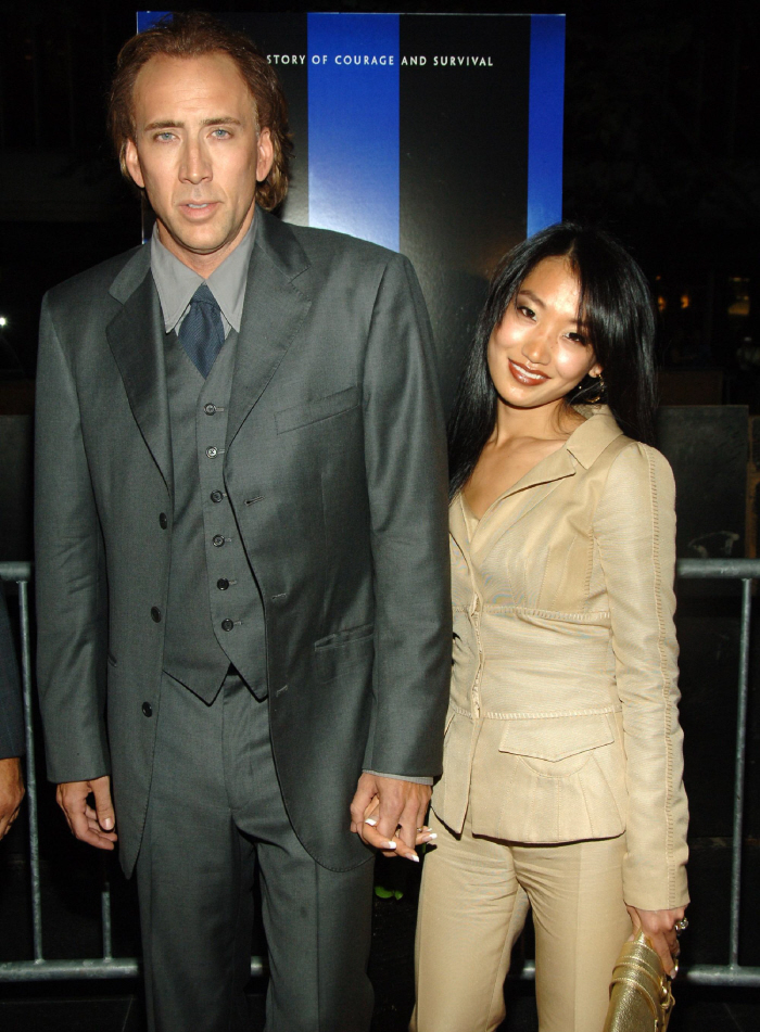 UnpredictableEngee's Blog: Nicolas Cage headed for divorce
