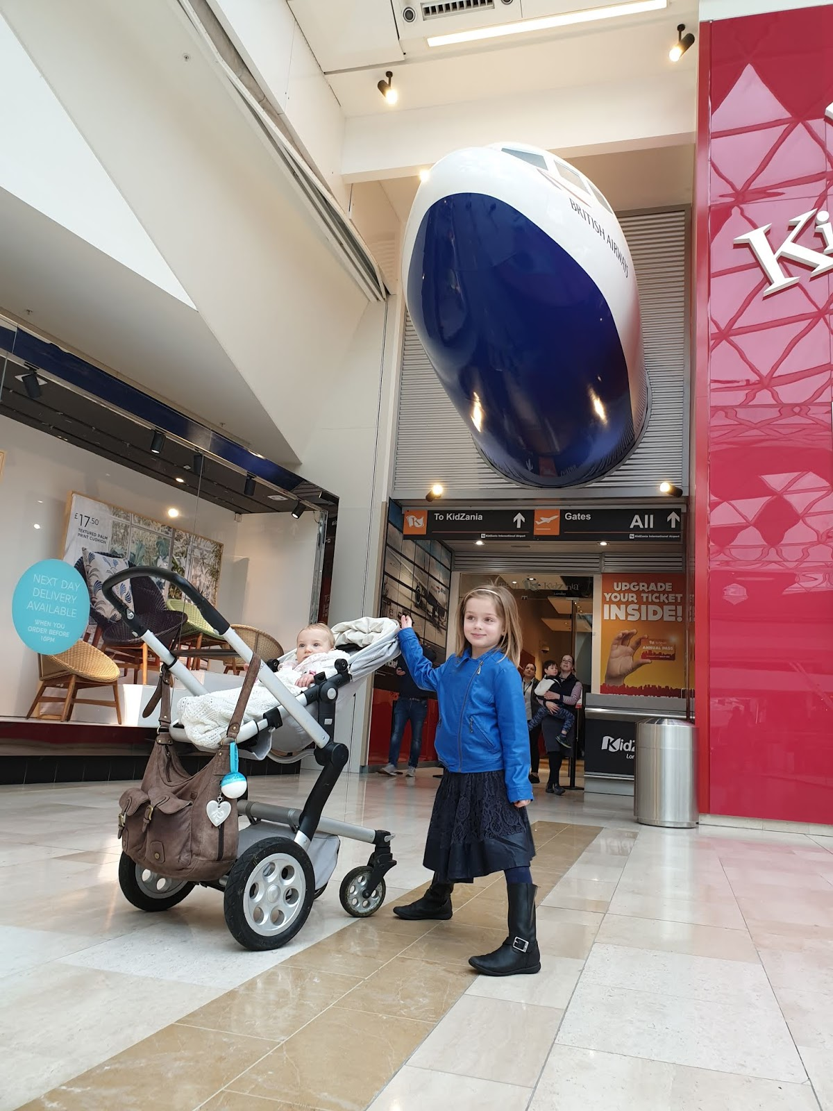 kidzania london tips