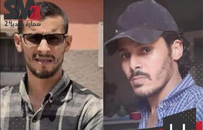 El Tribunal de Apelaciones de Marruecos ordena encarcelar bajo acusaciones falsas a dos activistas saharauis de El Aaiún ocupado.