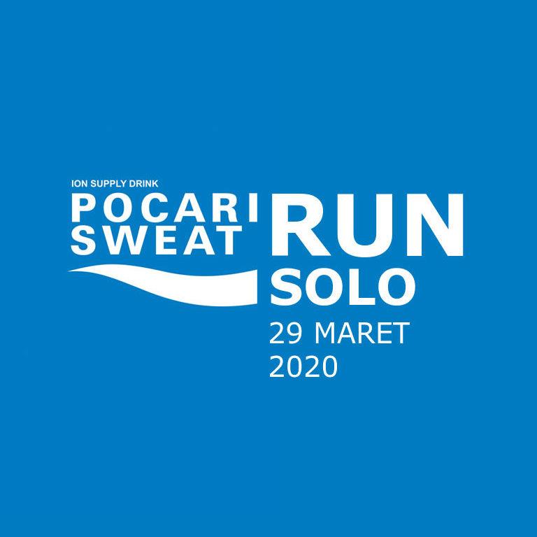 Pocari Sweat Run - Solo • 2020