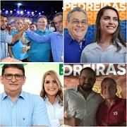 Conheça os candidatos a prefeito e vice de Pedreiras nestas eleições
