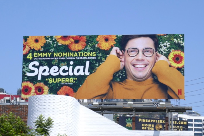 Special 4 Emmy nominations season 1 billboard