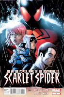 Scarlet Spider #12 Cover