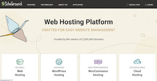SiteGround - Best Based Cloud Hosting In India