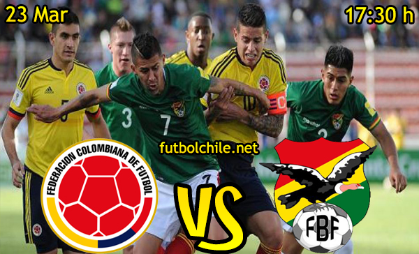 Ver stream hd youtube facebook movil android ios iphone table ipad windows mac linux resultado en vivo, online: Colombia vs Bolivia