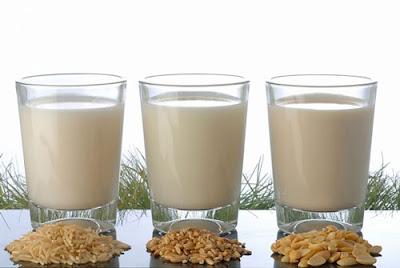 Sữa gạo lứt giúp tăng cân tự nhiên và hiệu quả