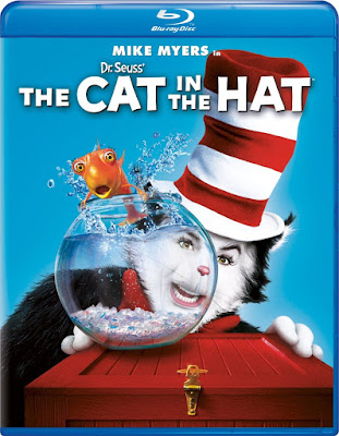 The Cat in the Hat (2003) 720p 650MB Blu-Ray Hindi Dubbed Dual Audio [Hindi + English] MKV