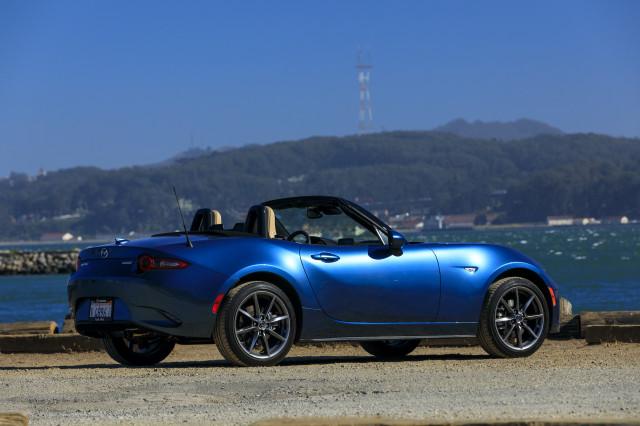 2020 Mazda MX-5 Miata Reviews