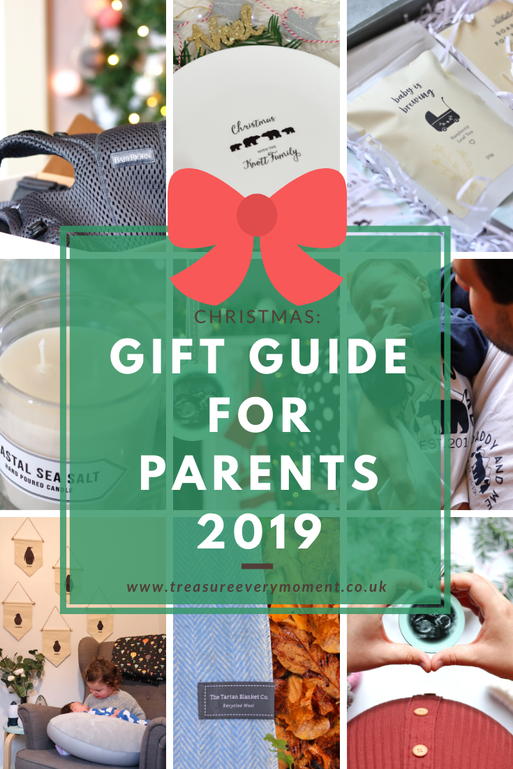 CHRISTMAS: Gift Guide for Parents 2019