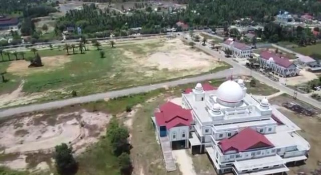 Pusat Pemerintahan Aceh Timur Terindikasi Korupsi Lentera24 Com