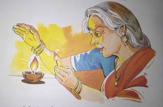 छोटा दीया Stories In Hindi For Children