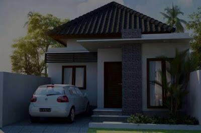 model atap rumah type 36/72 terbaik