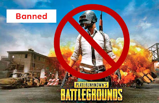 PUBG Mobile Banned in india with other 117 chinese apps