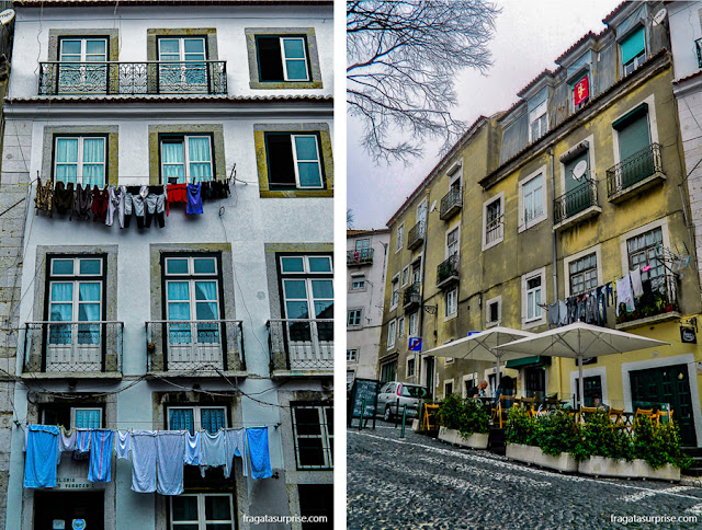 Restaurante Comidas de Santiago, na Alfama, Lisboa