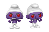 Funko Pop!  Purple Smurf