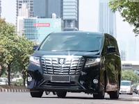 Rental Car Alphard Jakarta