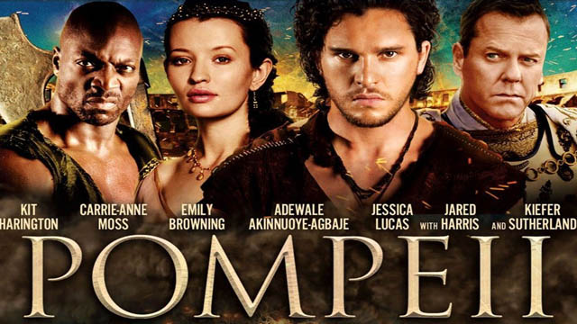 Pompeii (2014) English Movie 720p BluRay Download