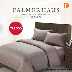 Palmerhaus Jasper Tencel Bedding Set 180 X 200 cm