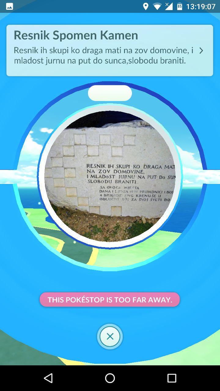 Pokémon GO actualiza muchas de sus poképaradas con nuevas imágenes en alta definición