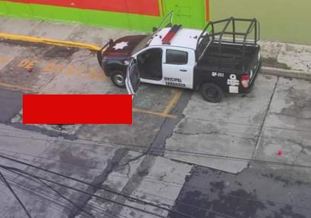 URGENTE: Roba auto con violencia y el delincuente terminó muerto a manos de policías